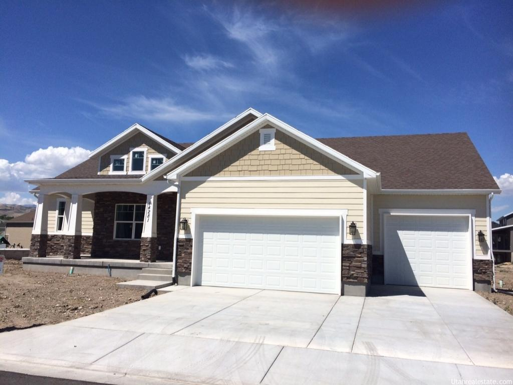 14282 S BLACK WULFF DR Unit 68, Bluffdale UT 84065