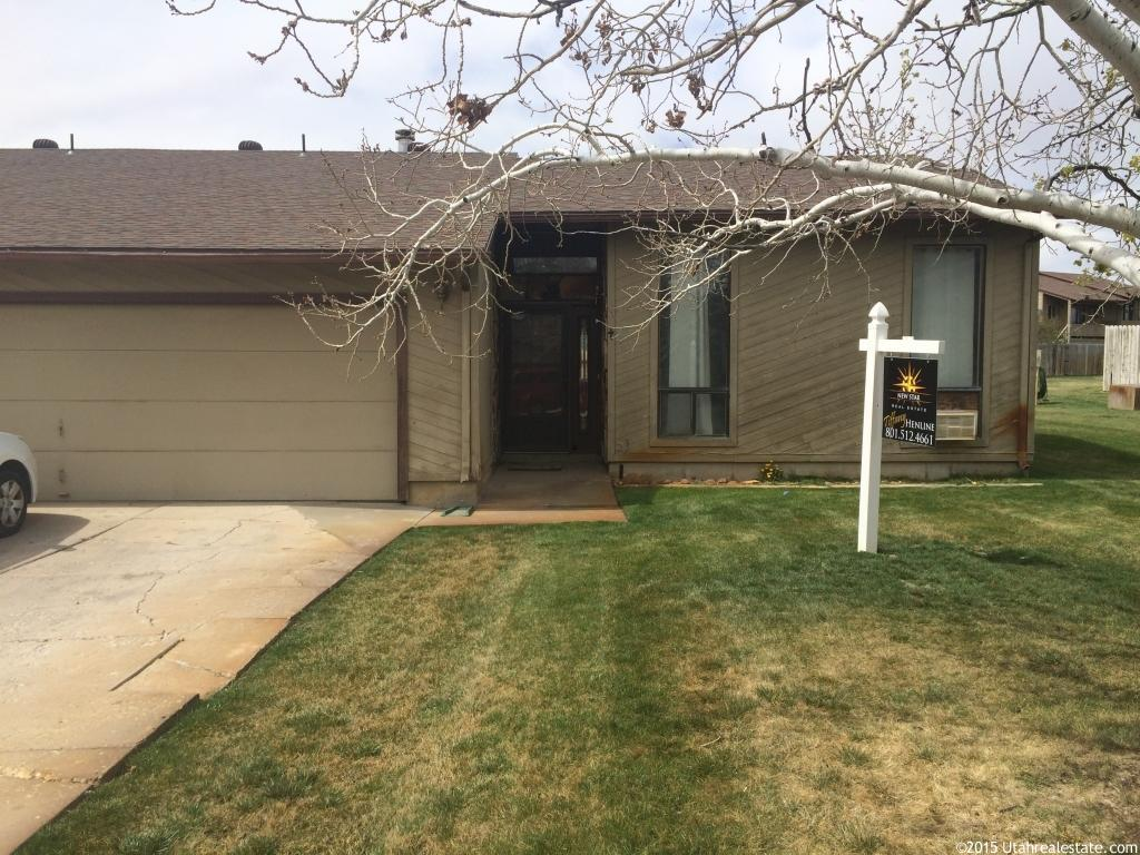 1200 n 100 w unit 11 vernal ut 84078 house for sale in