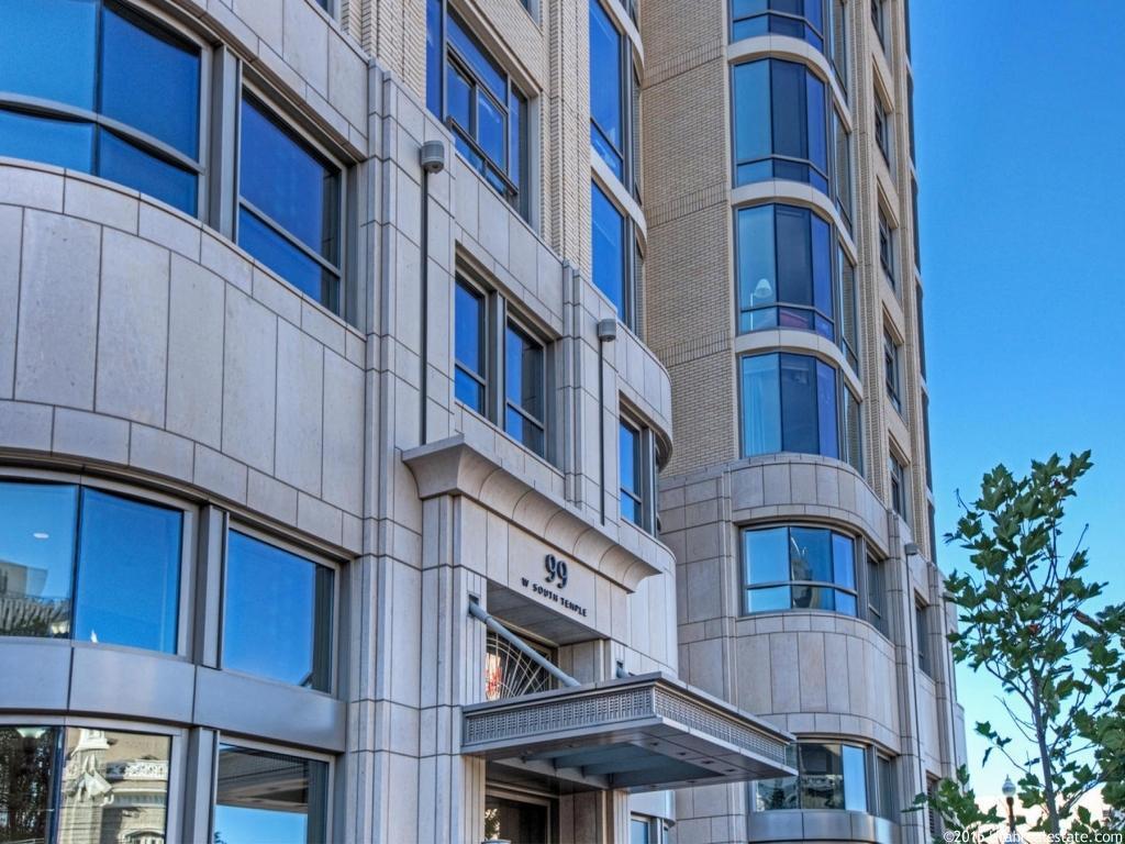 99 W SOUTH TEMPLE ST Unit 402, Salt Lake City UT 84101