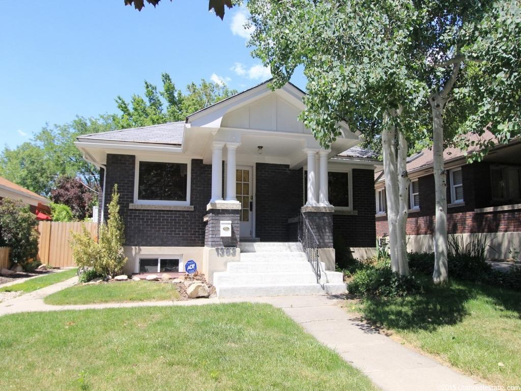 1363 E SHERMAN AVE, Salt Lake City UT 84105