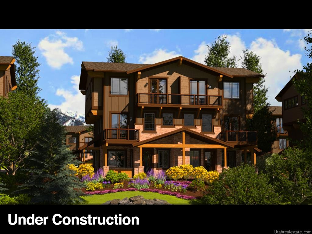 3808 BLACKSTONE DR Unit 23, Park City UT 84098