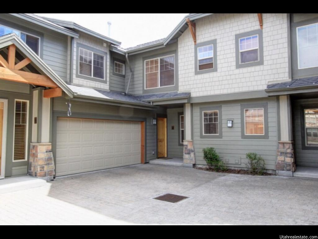1579 W REDSTONE AVE Unit C-1, Park City UT 84060