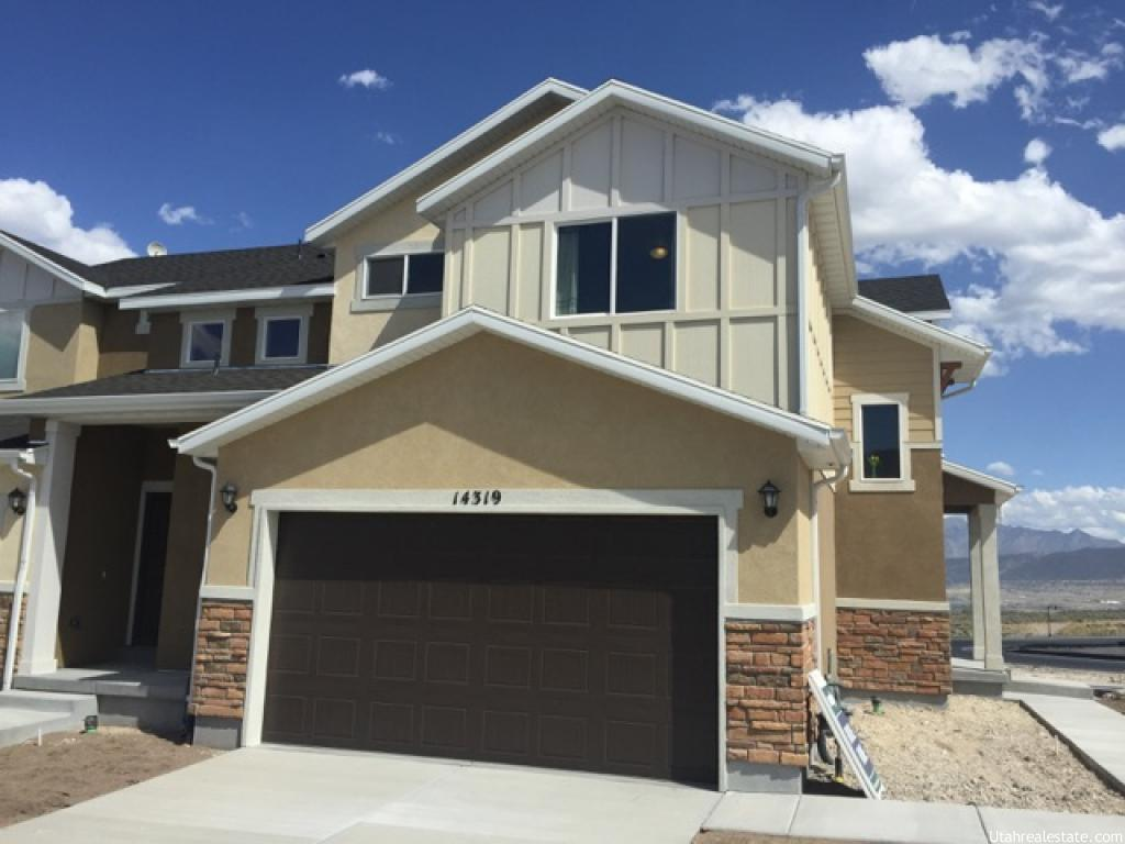 14319 S MEADOW ROSE DR Unit 1-1, Herriman UT 84096