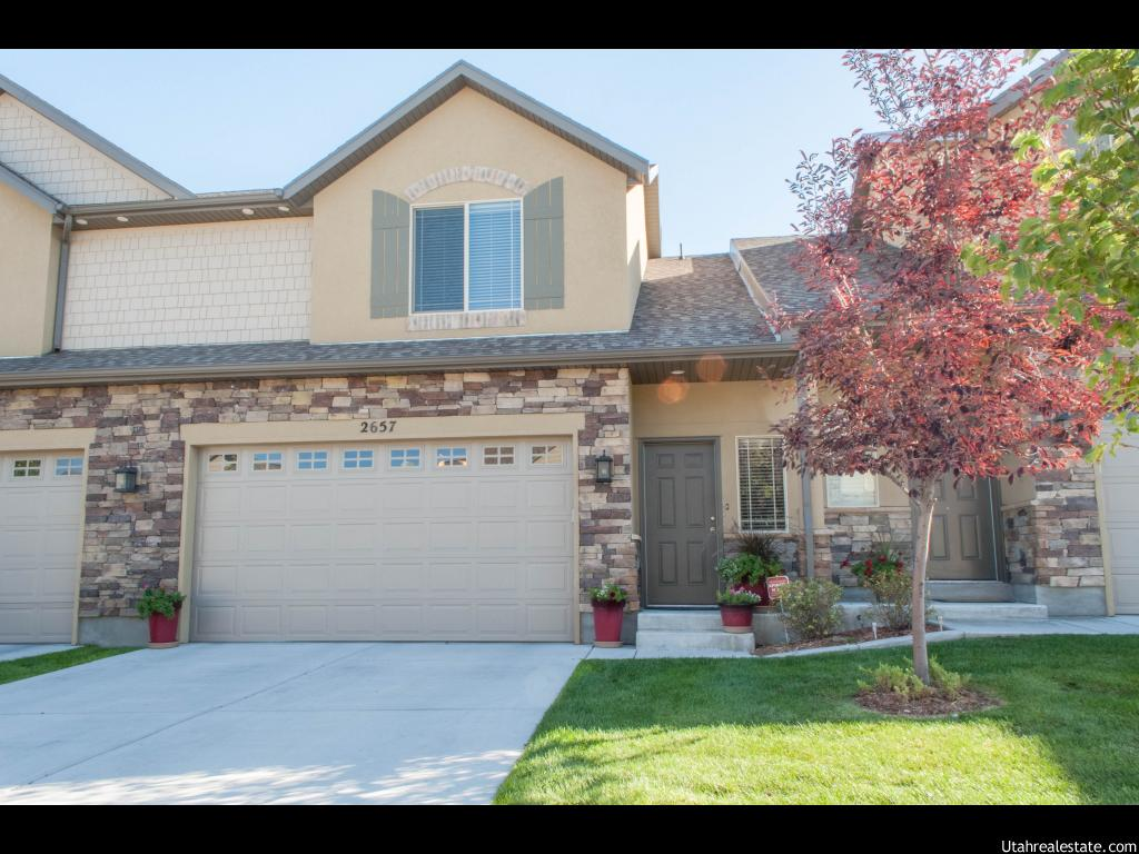 2657 W Hollister Rd Riverton Ut 84065 House For Sale In