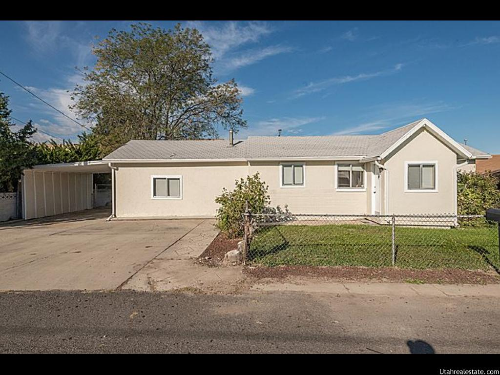 3582 s 3425 w west valley city ut 84119 house for sale