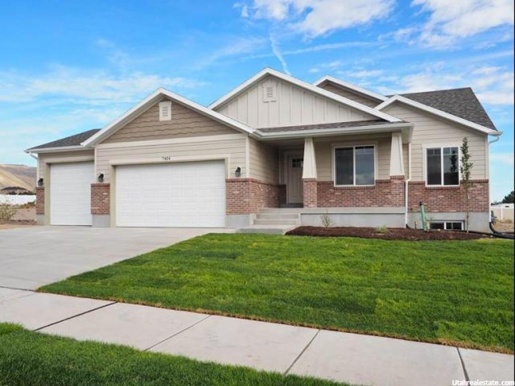 7424 W DESERT BRUMBY WAY Unit LOT 7, Herriman UT 84096
