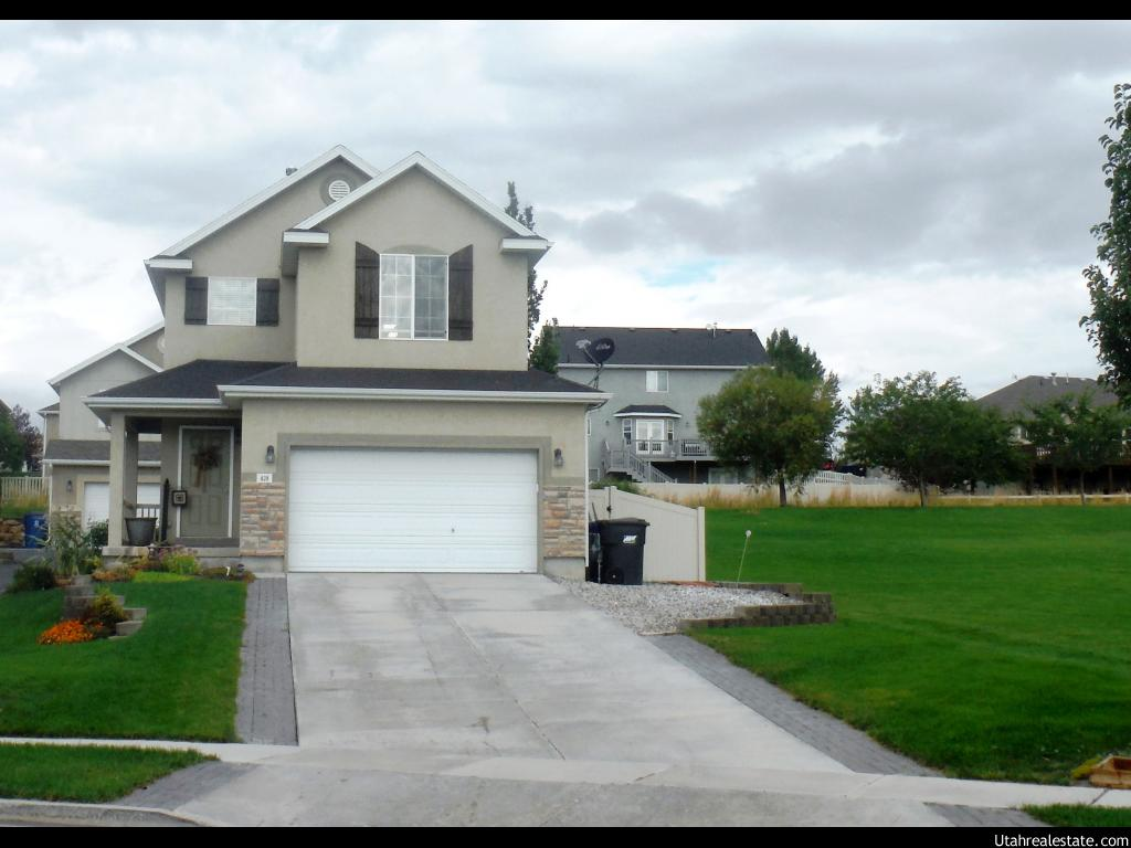 428 W BOUNTIFUL WAY, Saratoga Springs UT 84045
