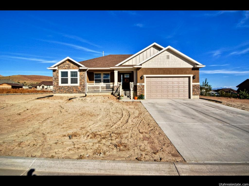 9668 N FAUST STATION DR, Eagle Mountain UT 84005