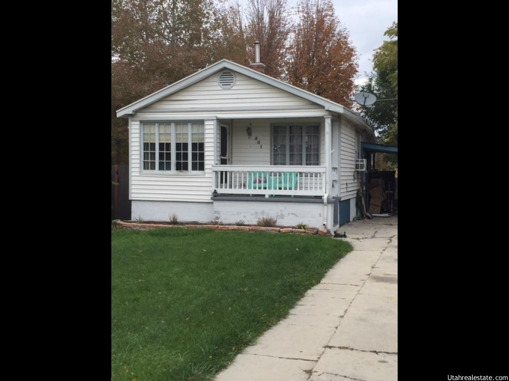 551 E ELM AVE, South Salt Lake UT 84106