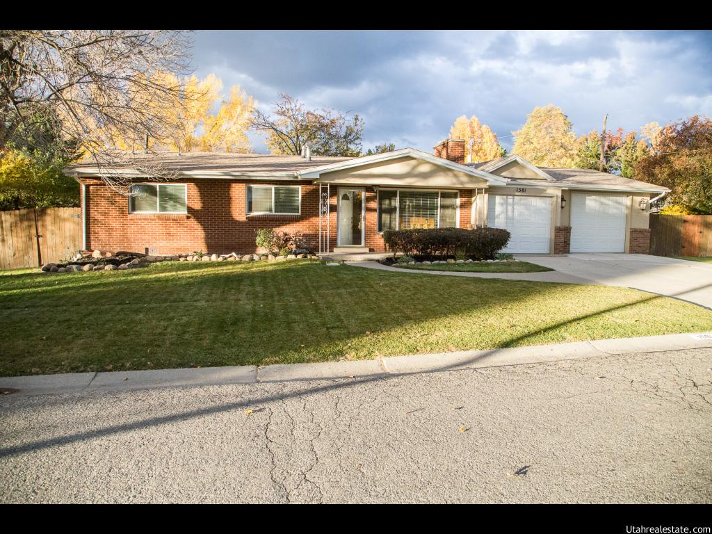 1581 E 4095 S, Salt Lake City UT 84124