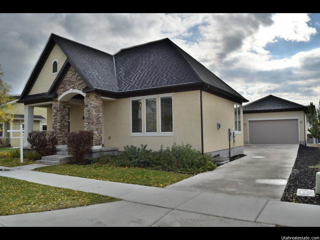 4583 W WARM CANYON LN, South Jordan UT 84095