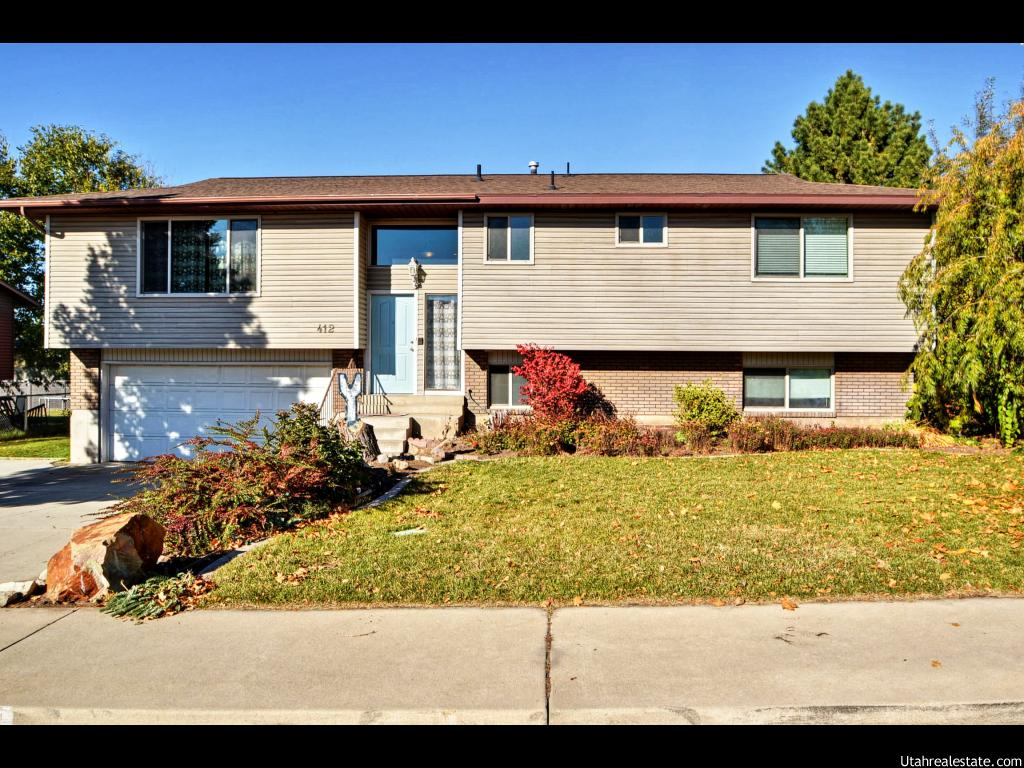 412 w 1680 s orem ut 84058 house for sale in orem ut homes for sale