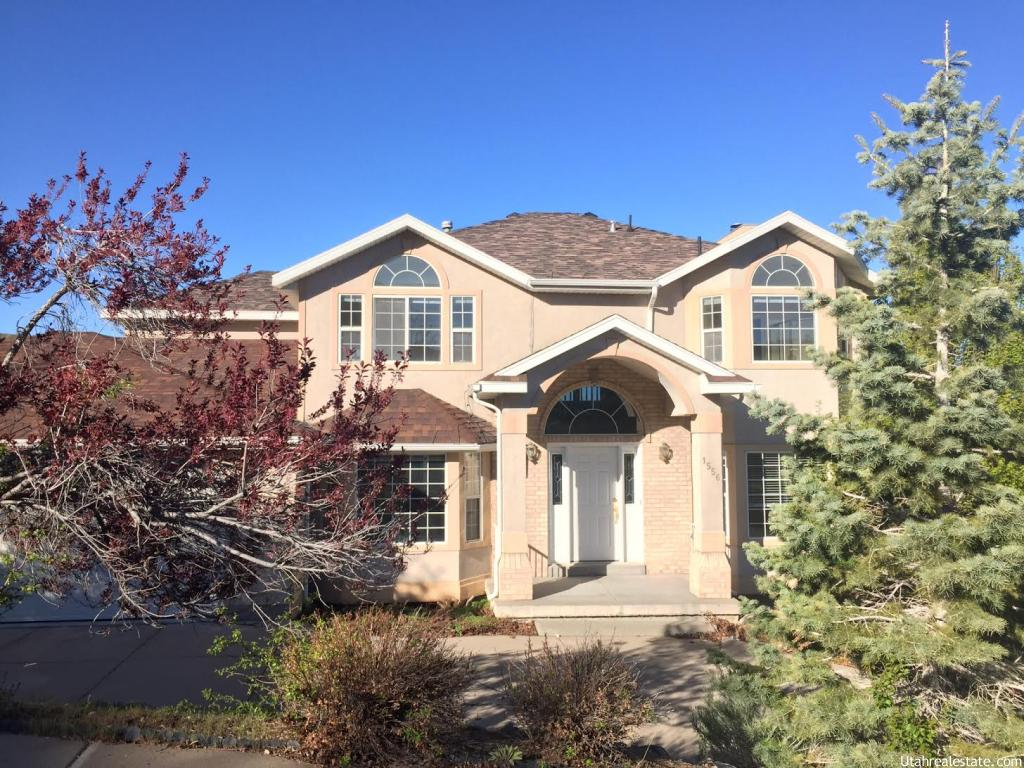 1556 e maple hills dr bountiful ut 84010 house for sale
