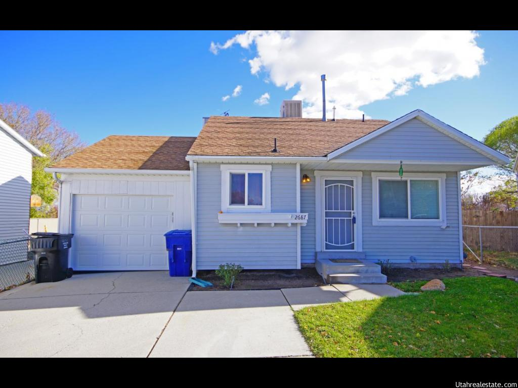 2687 s melville dr magna ut 84044 house for sale in for Modern homes utah for sale
