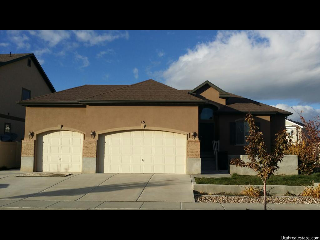 15 E CLEARWATER DR, Stansbury Park UT 84074