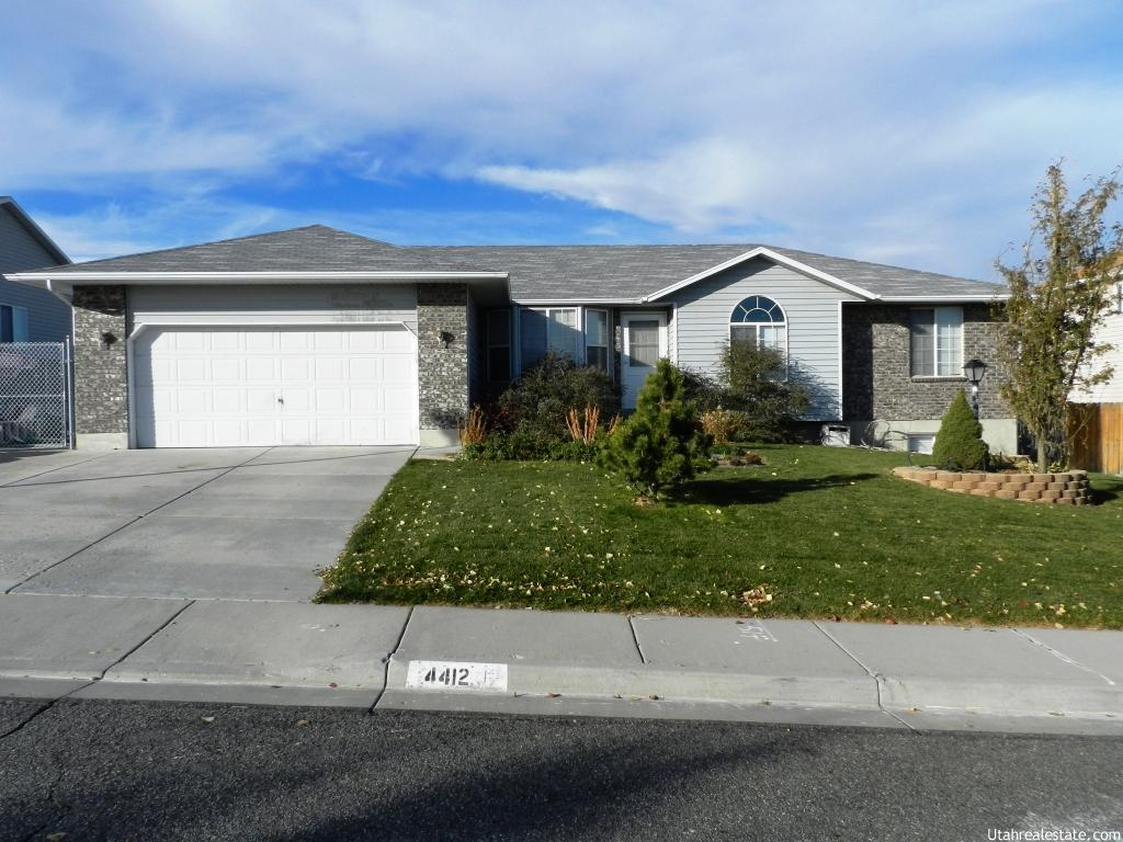 4412 S 5630 W, West Valley City UT 84128