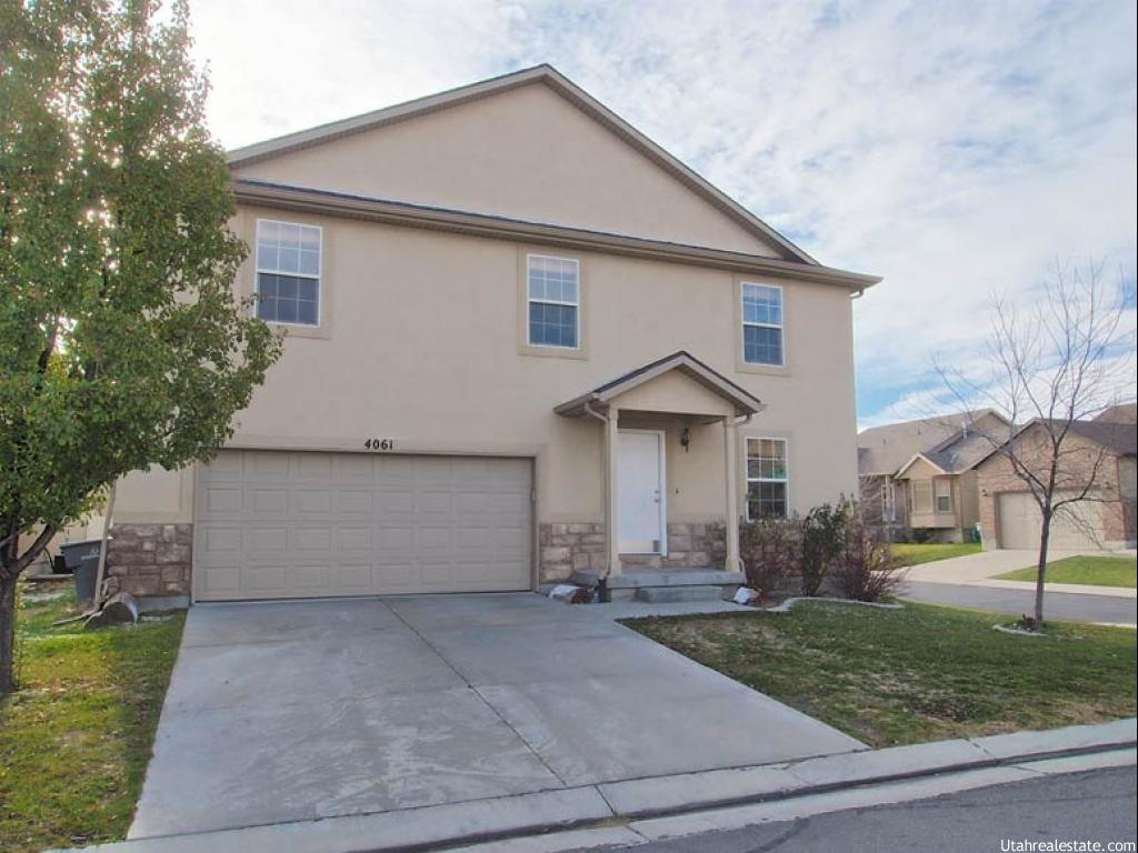 4061 W PINE FLATS CT, South Jordan UT 84095