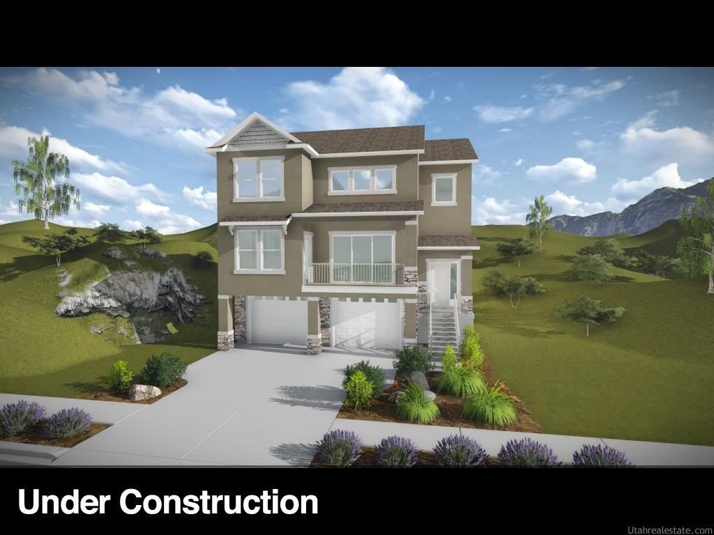 4893 W WHITE PEARL CT Unit 58, Herriman UT 84096