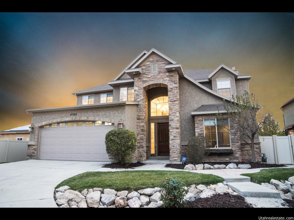 4586 S Bowers Vista Cir Murray Ut 84107 House For Sale