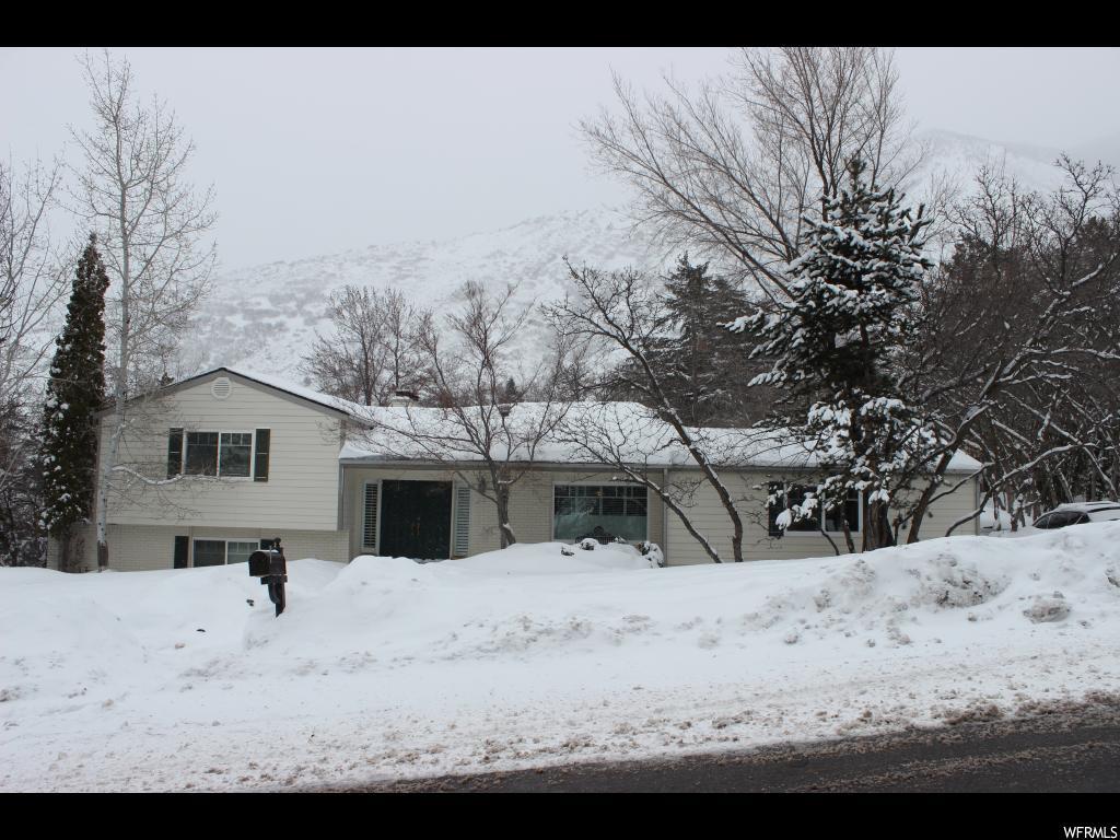 4195 S ADONIS DR, Salt Lake City UT 84124