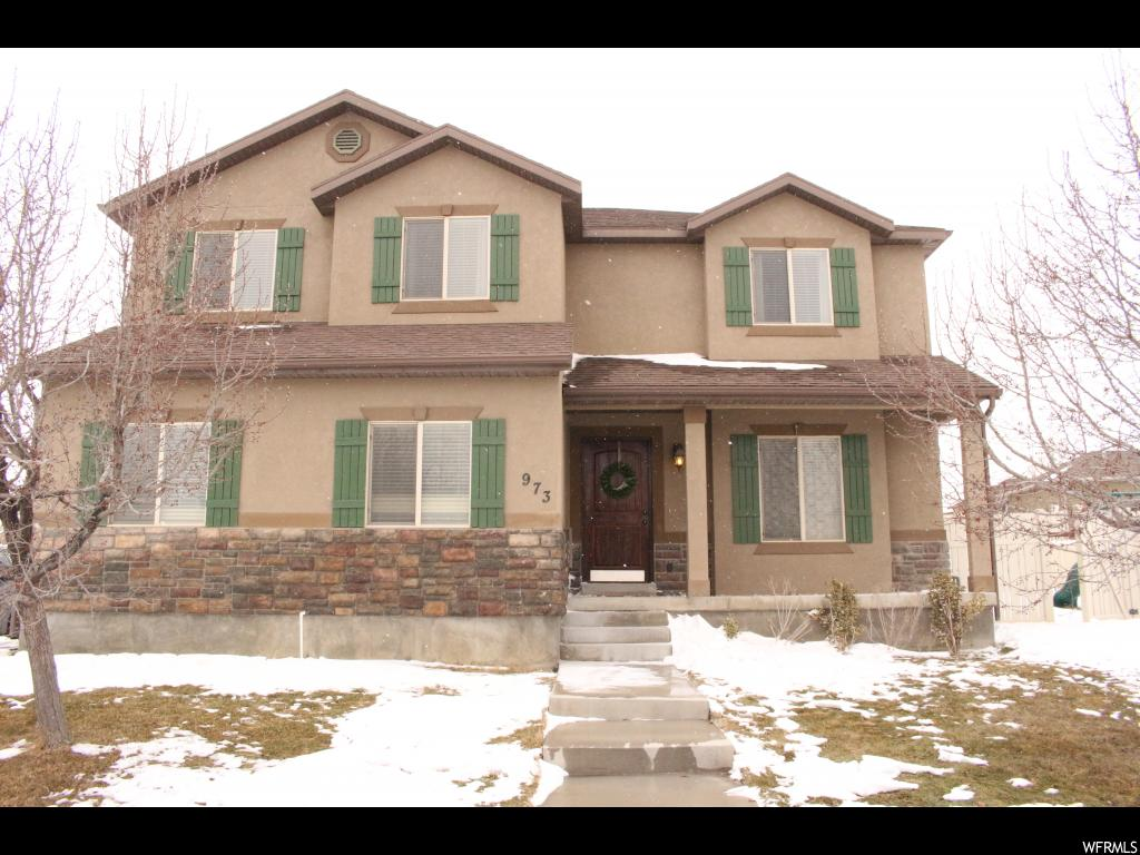 973 N JACK RABBIT RUN, Saratoga Springs UT 84045