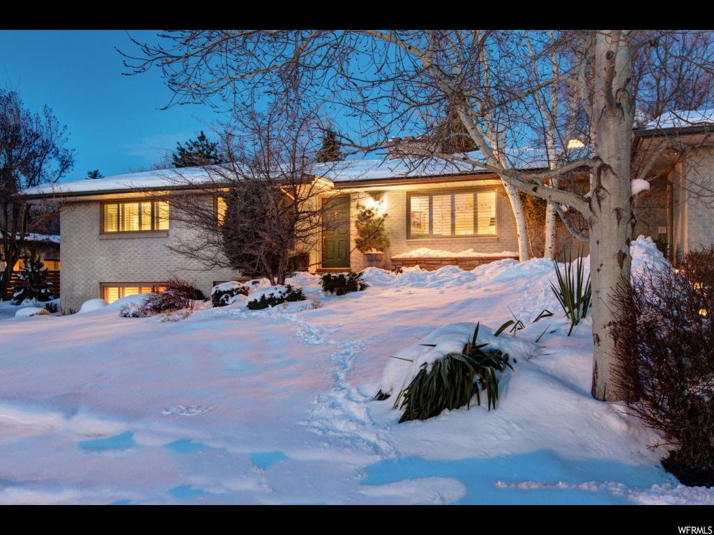 1165 S OAK HILLS DR, Salt Lake City UT 84108