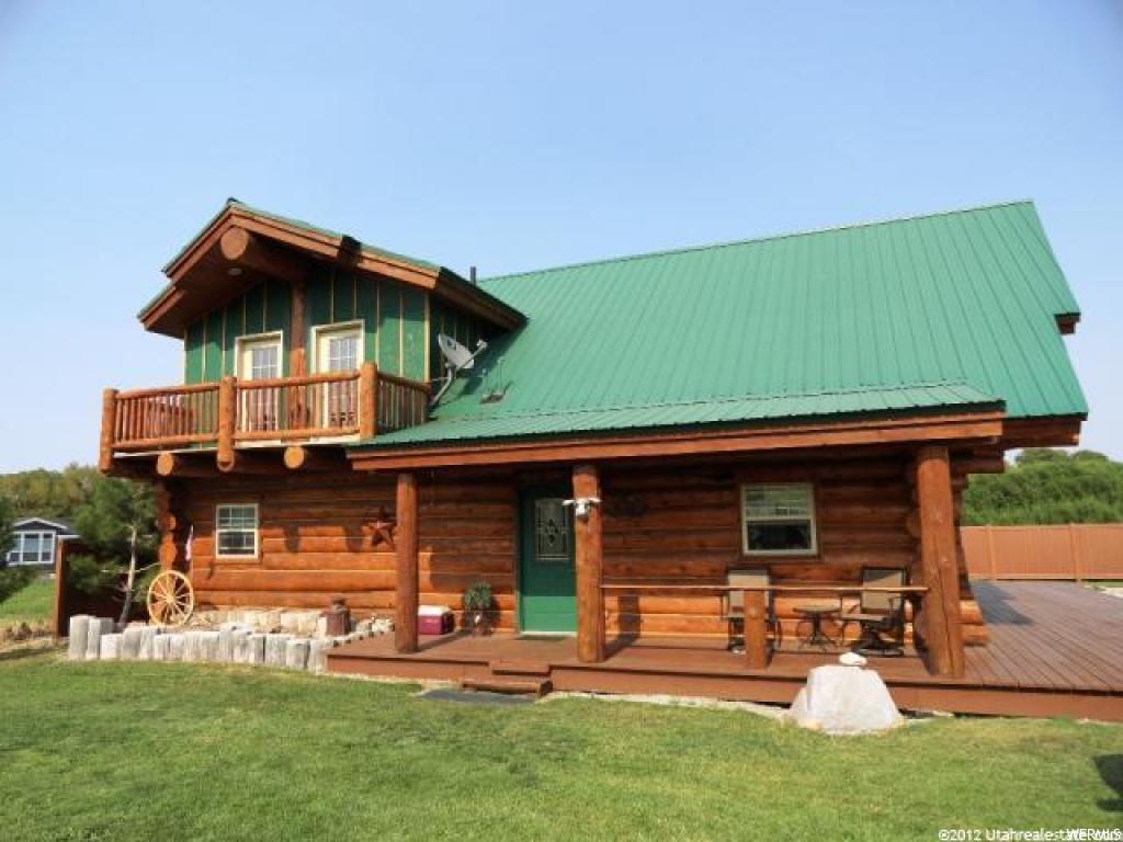 Garden City Cabin built 2000