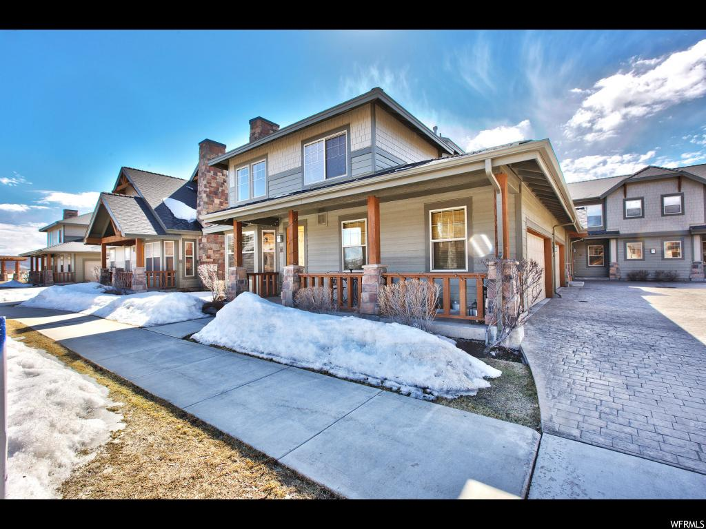 1579 W REDSTONE AVE. Unit A-1, Park City UT 84098