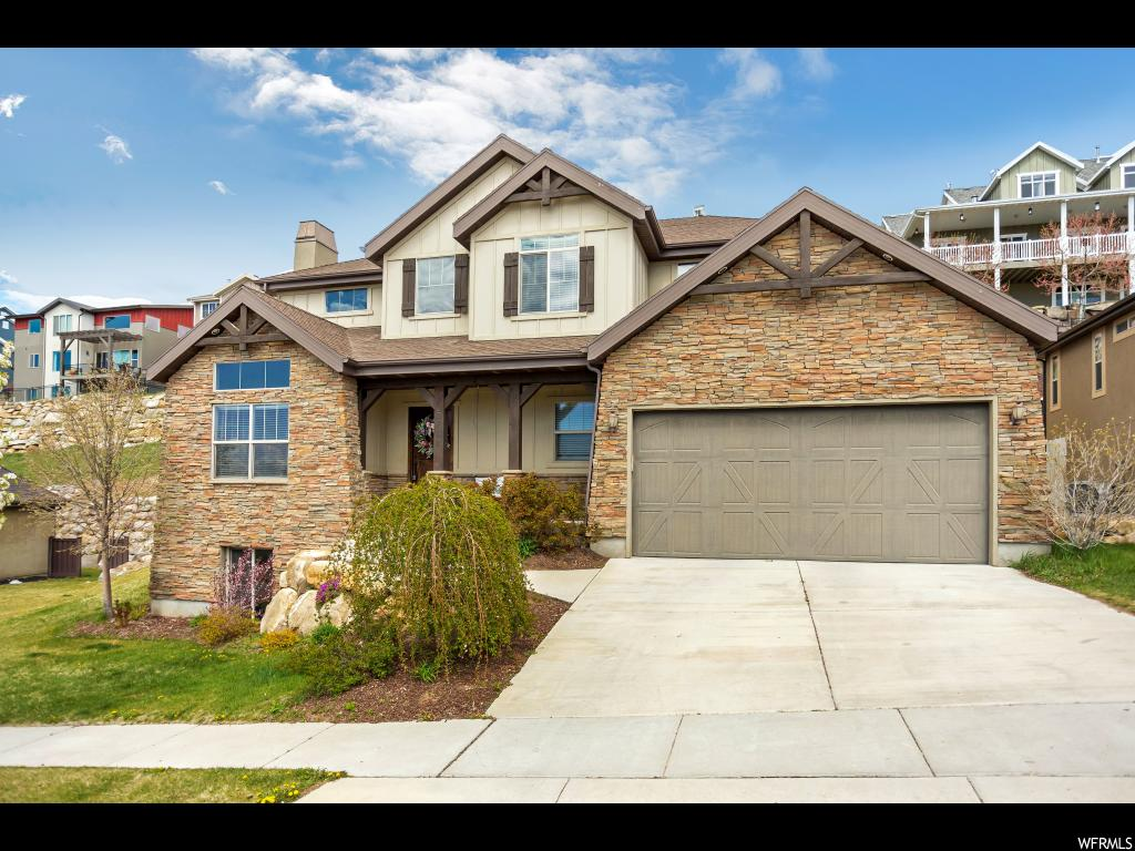 5242 N GREY HAWK DR, Lehi UT 84043