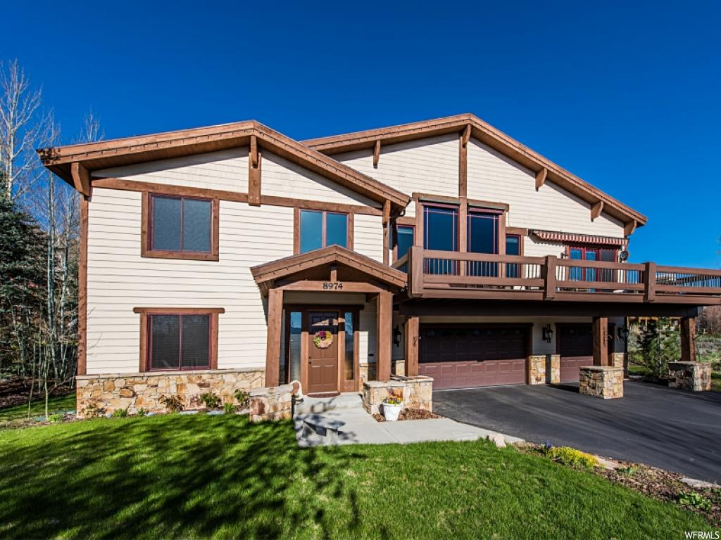 8974 N SACKETT DR, Park City UT 84098