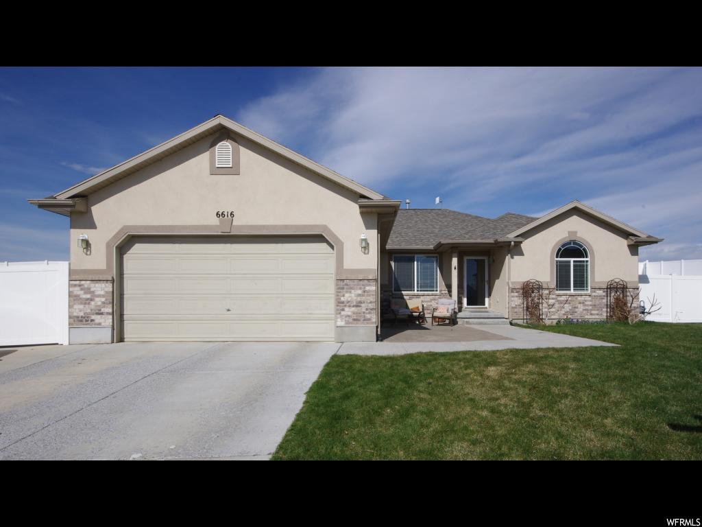 6616 S TUFT CT, West Jordan UT 84081