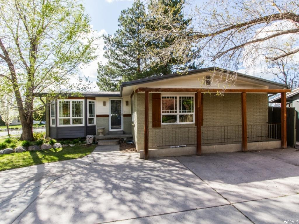 2057 E CASTLE HILL AVE, Salt Lake City UT 84121