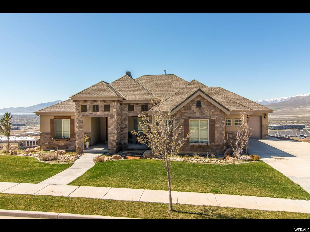 4173 N AUTUMN WOOD CIR, Lehi UT 84043