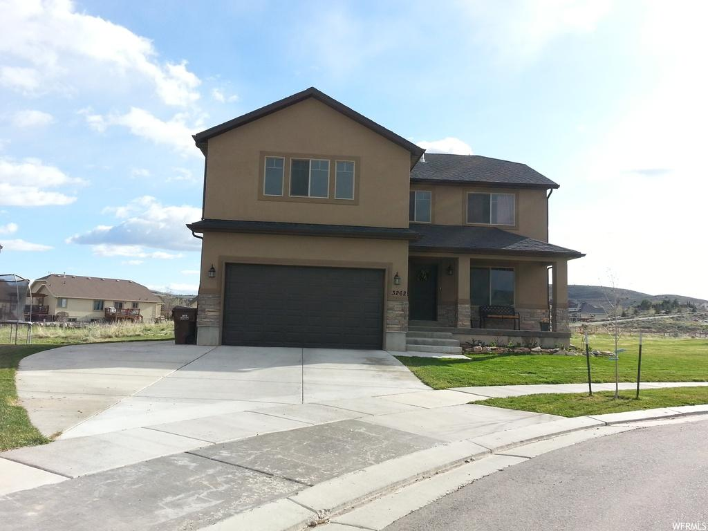 3262 E APPALOOSA WAY, Eagle Mountain UT 84005