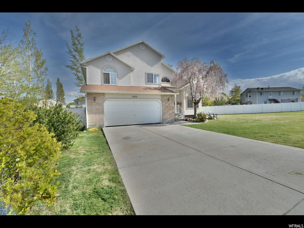 4751 W SUMMIT VALLEY DR, West Jordan UT 84088
