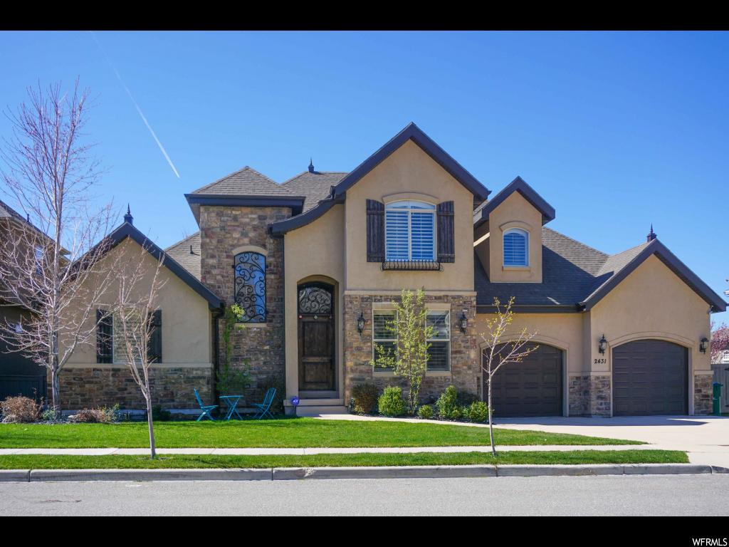 2431 N STONE HAVEN LOOP, Lehi UT 84043