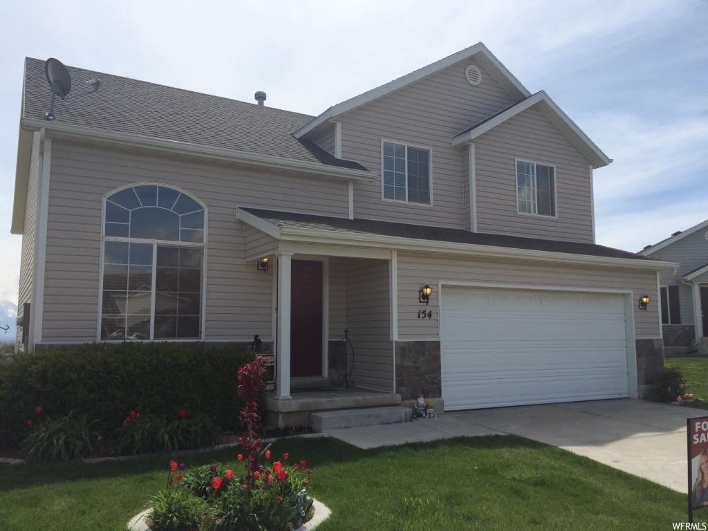 154 APPLE AVE, Saratoga Springs UT 84045