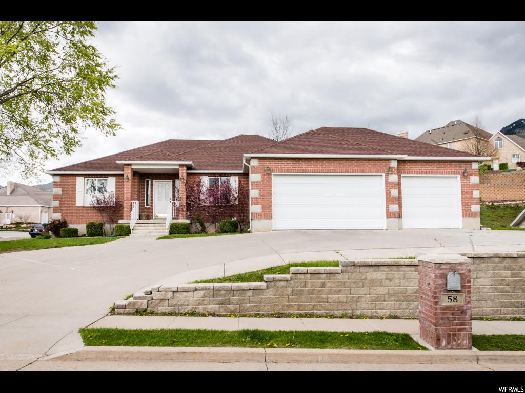 58 CANTERBURY CIR, Logan UT 84321