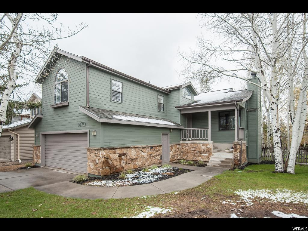 1470 MEADOW LOOP RD Unit 15, Park City UT 84098