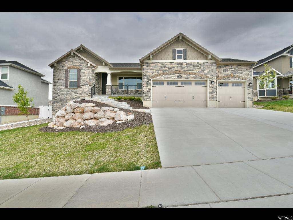 754 E WINDSONG LN, North Salt Lake UT 84054