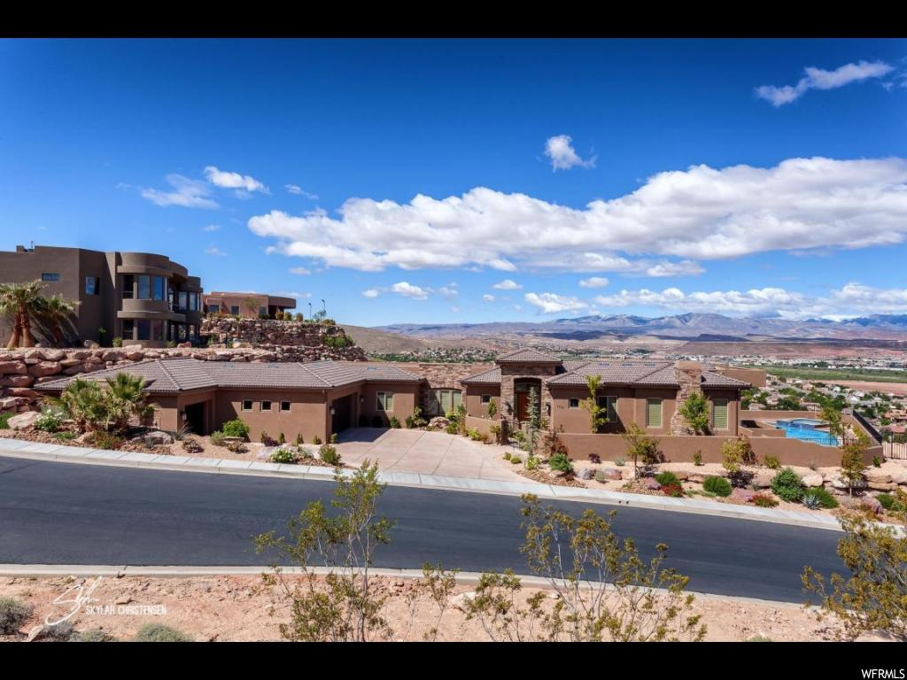 1706 S CLIFF POINT DR, St. George UT 84790