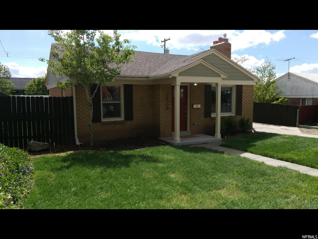 2510 E SIMPSON AVE, Salt Lake City UT 84109