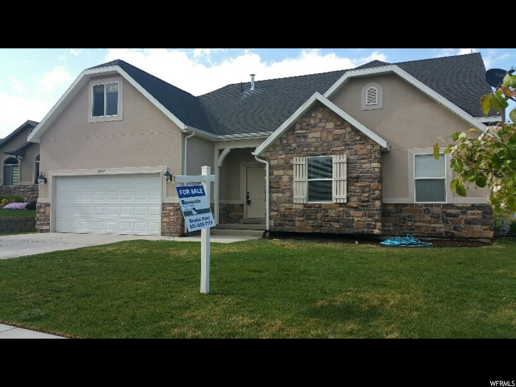 4597 E SILVERCREEK WAY, Eagle Mountain UT 84005