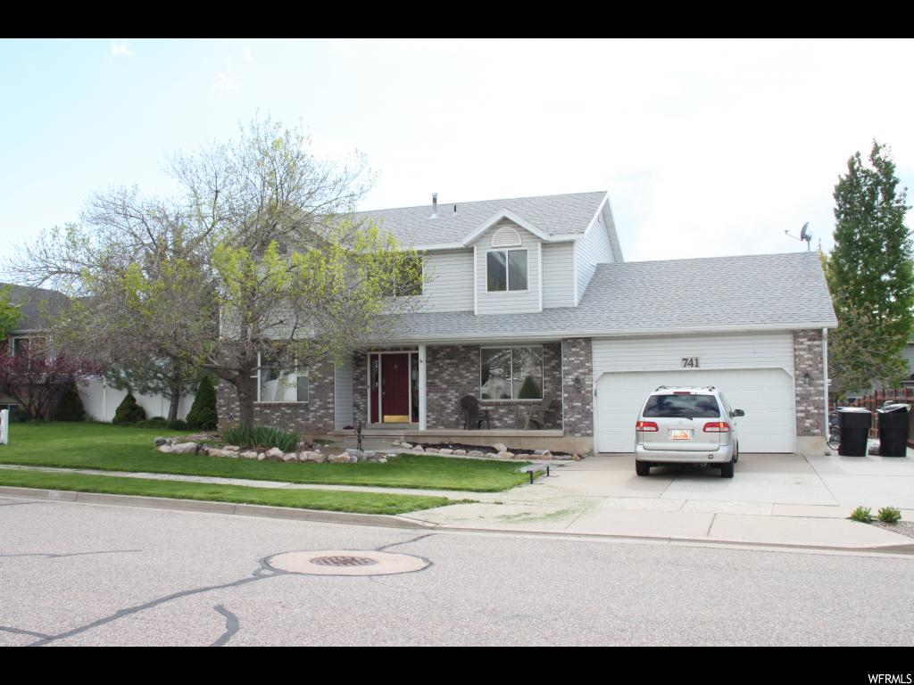 741 N CREEKSIDE WAY, Kaysville UT 84037