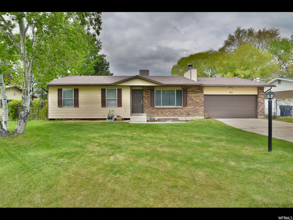 827 E DUSTY ROCK CIR, Sandy UT 84094