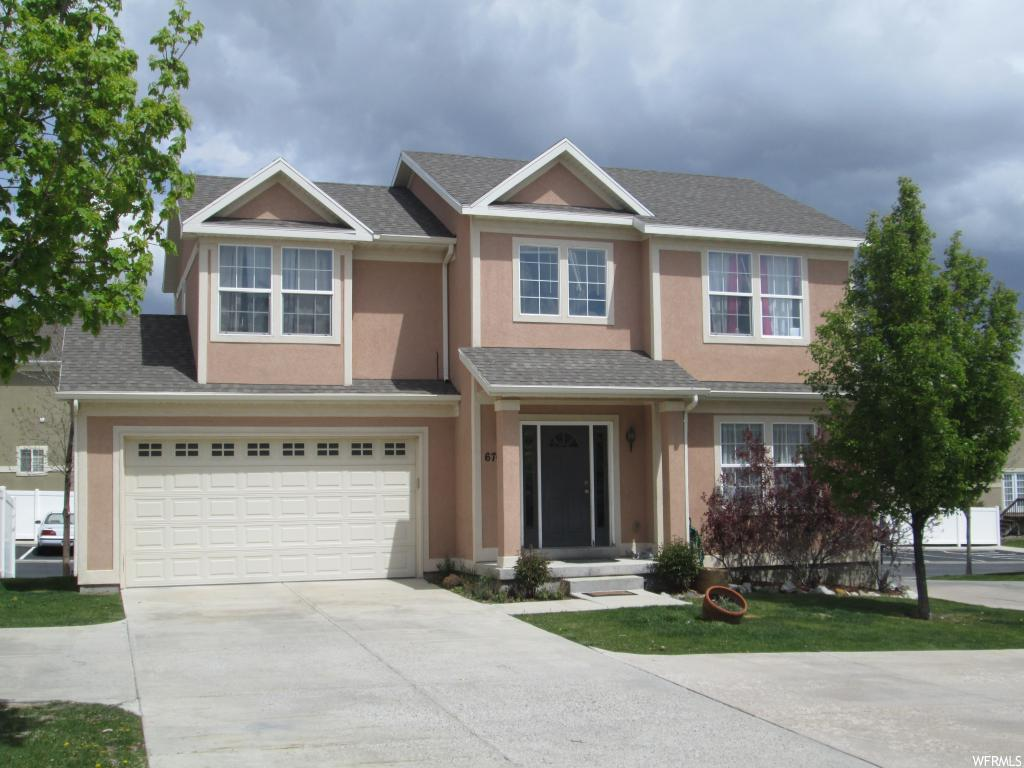 6761 W BOTTLEBRUSH LN, West Jordan UT 84081