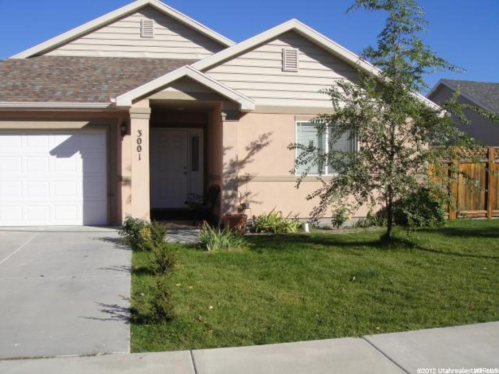 3001 S HUNTER CANYON DR, West Valley City UT 84128