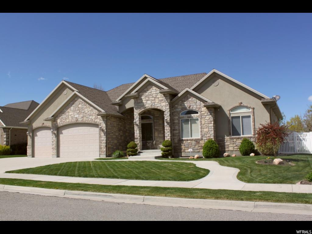 2602 W CARRIAGE OAK CT, South Jordan UT 84095