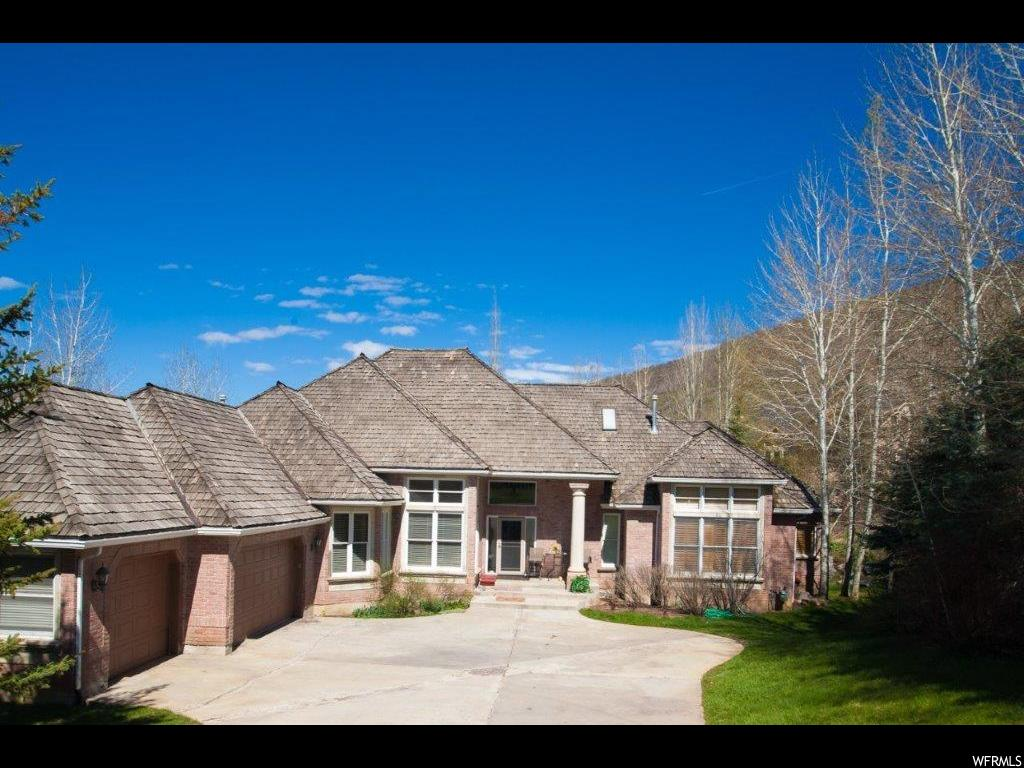 2818 W SACKETT DR, Park City UT 84098