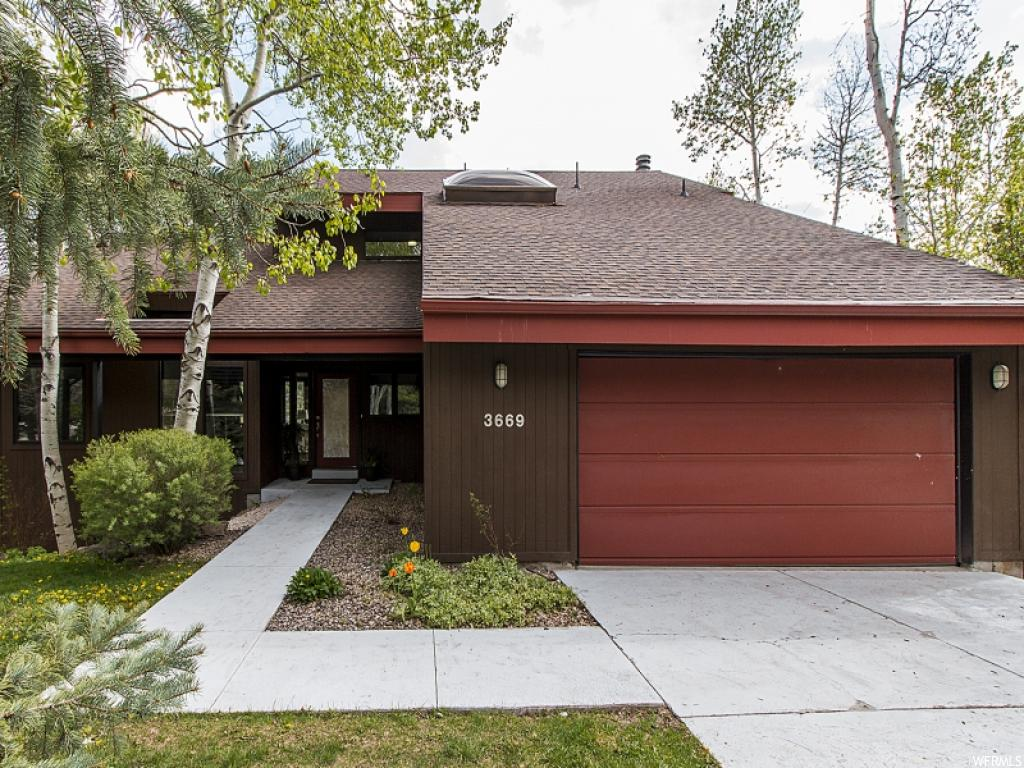 3669 W SADDLEBACK RD, Park City UT 84098